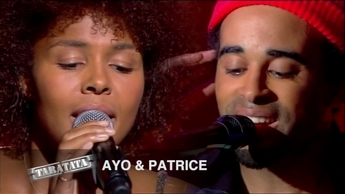Teaser Taratata N° 465 avec Patrice, Ayo, Cats On Trees