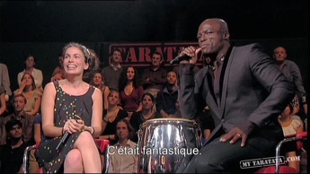 Interview Seal & Yael Naim (2010)
