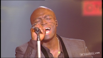 "Seal ""Papa Was A Rolling Stone"" (2010)"