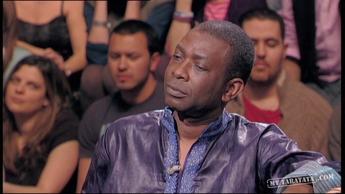 Interview Christophe Maé / Youssou N'Dour (2010)