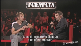 Interview N°1 Muse (2012)