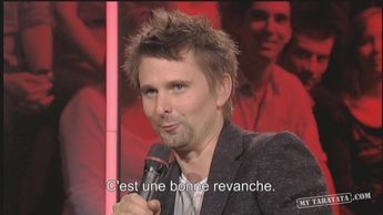Interview N°2 Muse (2012)