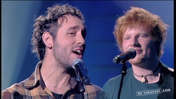 "Ed Sheeran / Charlie Winston ""My Way"" (2012)"