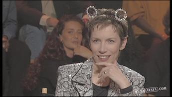 Interview N°1 Annie Lenox (1995)