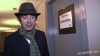 Taratata Backstage - T.Fersen (Donne-moi un petit baiser / Le chat botté...)