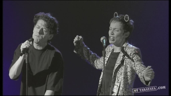 """Annie Lennox / Paul Buchanan """"Here Comes The Rain"""" (1995)"""