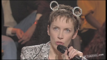 Interview N°2 Annie Lennox (1995)
