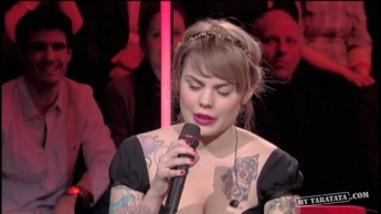 Interview Coeur De Pirate (2012)