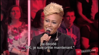 Interview Emeli Sandé (2012)