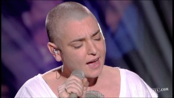 "Sinead O'Connor ""Nothing Compares 2 U"" (2012)"