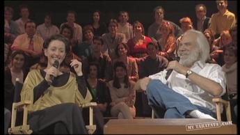 Interview Georges Moustaki / Enzo Enzo (1995)