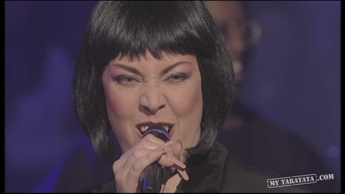 """Boy George / Eve Gallagher """"These Boots Are Made For Walking"""" (1995)"""