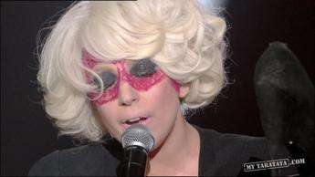 """Lady Gaga """"Eh eh"""" (2009)"""