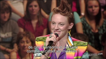 Interview La Roux (2009)