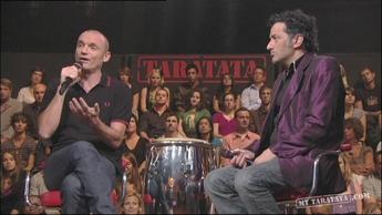 Interview Rachid Taha / Gaëtan Roussel (2009)