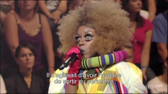 Interview Ebony Bones (2009)