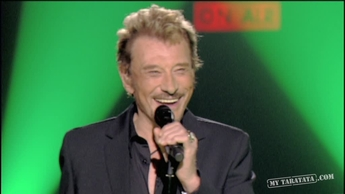 "Johnny Hallyday / Mathieu -M- Chédid ""Hey Joe"" (2011)"
