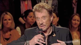 Interview Johnny Hallyday / Matthieu -M- Chédid (2011)
