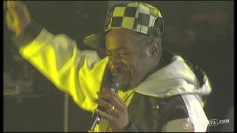 """I Threes / The Wailers / Pato Banton """"Jamin'"""" (1995)"""