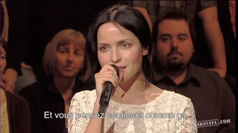 Interview Andrea Corr (2011 - Spécial Celtique)