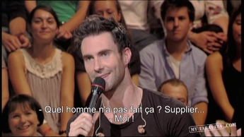 Interview Maroon 5 (2010)