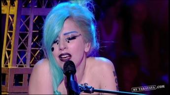 """Lady GaGa """"Hair"""" (2011)"""