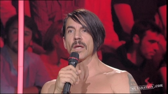 Interview Red Hot Chili Peppers (2011)