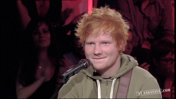 Interview Ed Sheeran (2011)