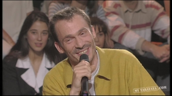 Interview Florent Pagny (1995)