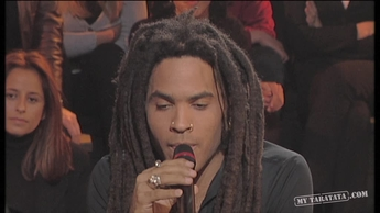 Interview Lenny Kravitz N°1 (1996)