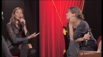 Interview Jane Birkin / Zazie (1996)