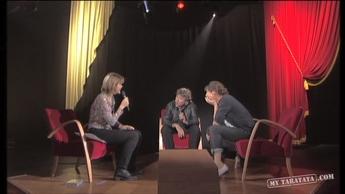 Interview Jane Birkin / Arno(1996)