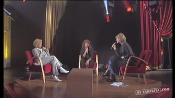 Interview Sylvie Vartan / Richard Cocciante (1996)