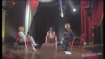 Interview Sylvie Vartan / Teri Moïse (1996)