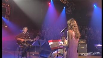 "Bernard Lavilliers / Zazie ""Samba De Una Nota So"" (1996)"