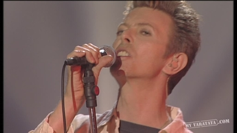 "David Bowie ""The voyeur of utter destruction"" (1996)"