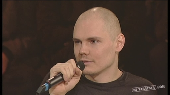 Interview Smashing Pumpkins (1996)