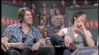 Interview The Kooks (2008)