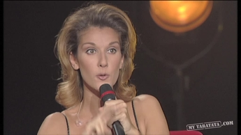 Interview Céline Dion n°1 (1996)