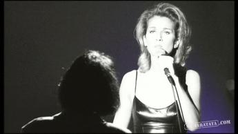 """Céline Dion / Maurane """"Quand On N'a Que L'amour"""" (1996)"""
