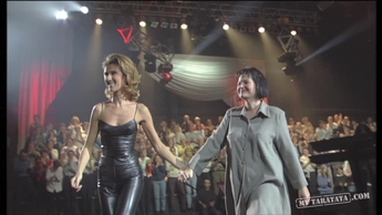 Interview Céline Dion / Maurane (1996)