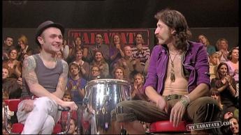 Interview Gogol Bordello / La Phaze / Manu Chao (2008)