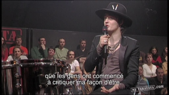 Interview Pete Doherty (2009)