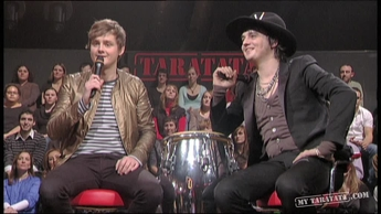 Interview Pete Doherty / Keane (2009)