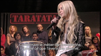 Interview The Pretty Reckless (2011)