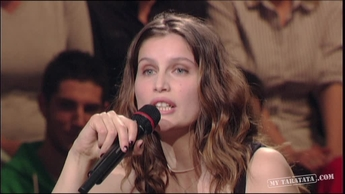 Interview Laetitia Casta / Nosfell (2011)
