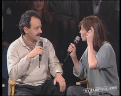 Interview Jane Birkin / Louis Chédid (1993)
