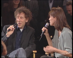 Interview Alain Souchon / Jane Birkin (1993)