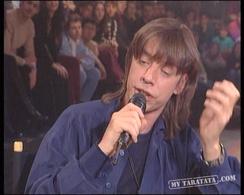 Interview Jean-Louis Aubert (1993)