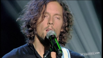 "Jason Mraz ""A Hard Rain's A-Gonna Fall) (2012)"